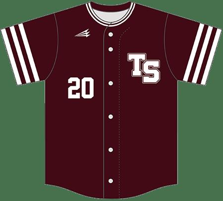 Triton Throwback Baseball Jersey TB108