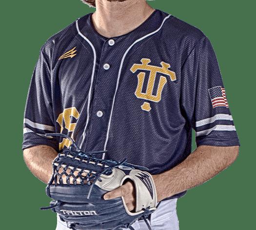 Triton Traditional Baseball Jersey TR109 Photo